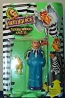 Beetlejuice Neighborhood Nasties Old Buzzard with Chicken Accessory Action Figure [並行輸入品]
