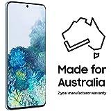 Samsung SM-G980FLBAXSA Galaxy S20 Smartphone, Cloud Blue,128 GB