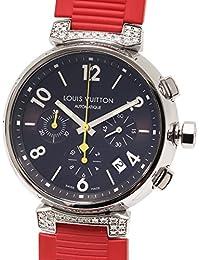 [ルイ・ヴィトン]LOUIS VUITTON 腕時計 タンブールクロノ自動巻き Q112G メンズ 中古