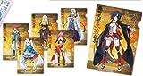 【C85】 戦国†恋姫~乙女絢爛☆戦国絵巻~ イベント限定クリアファイル6枚セット