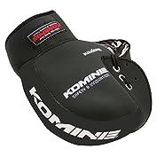 コミネ(Komine) バイク用ハンドルカバー ネオプレンハンドルウォーマー ブラック フリー 09...
