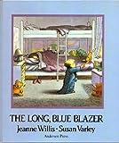 The Long, Blue Blazer