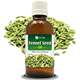 FENNEL SEED OIL 100% NATURAL PURE UNDILUTED UNCUT ESSENTIAL OILS 30ML