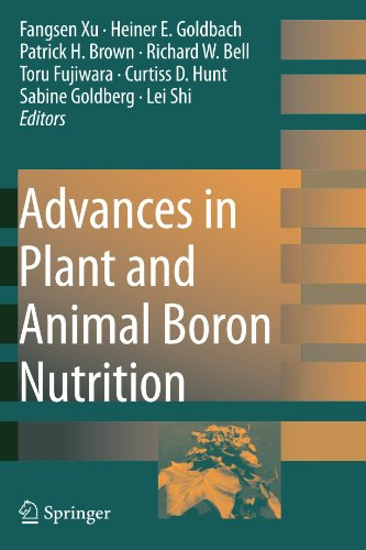 Advances in Plant and Animal Boron Nutrition: Proceedings of the 3rd International Symposium on all Aspects of Plant and Animal Boron Nutrition