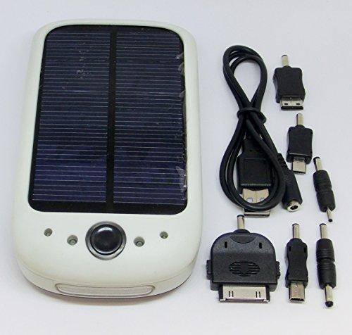 単3・単4用ソーラー充電器/ニッケル水素電池用充電器/エネループにも対応!USB出力付 スマホ充電も...