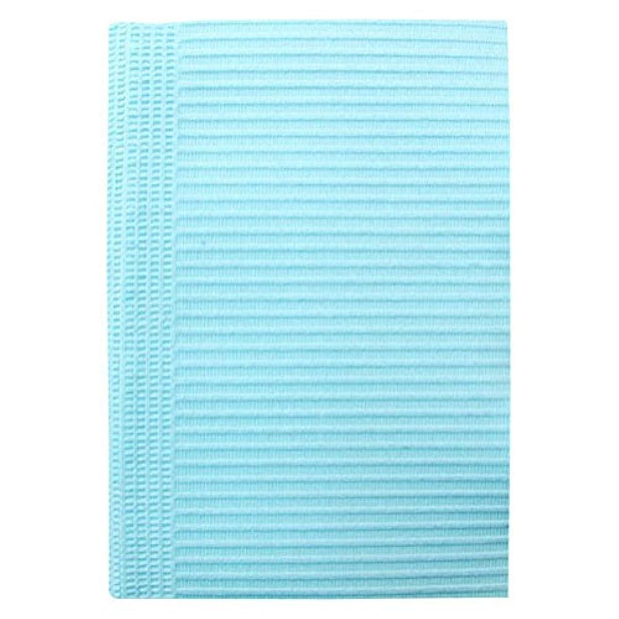 飢えたロープ繊毛SunshineBabe サンシャインベビー ペーパーシート 50枚 ブルー