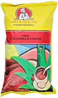 Chefs Quality Colombian Coffee Ground, 1 pound, pack of 12