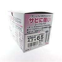 55-477 錆ニ強イコーススレッド4.2X65 小箱 00216097-001