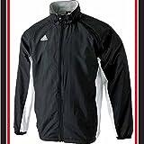 アディダス(adidas) メンズ ウィンドブレーカージャケット ブラック/ホワイト AP6930