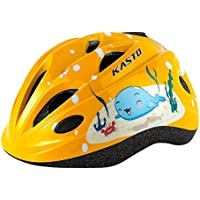 XJD ヘルメット 子供用 自転車 ヘルメット キッズ 幼児 軽量 スポーツヘルメット 頭囲50cm~56cm未満 通学 スキー 登山 バイク スケートボードなど適用