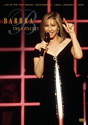 Barbra: The Concert Live at the Mgm Grand [DVD] [Import]