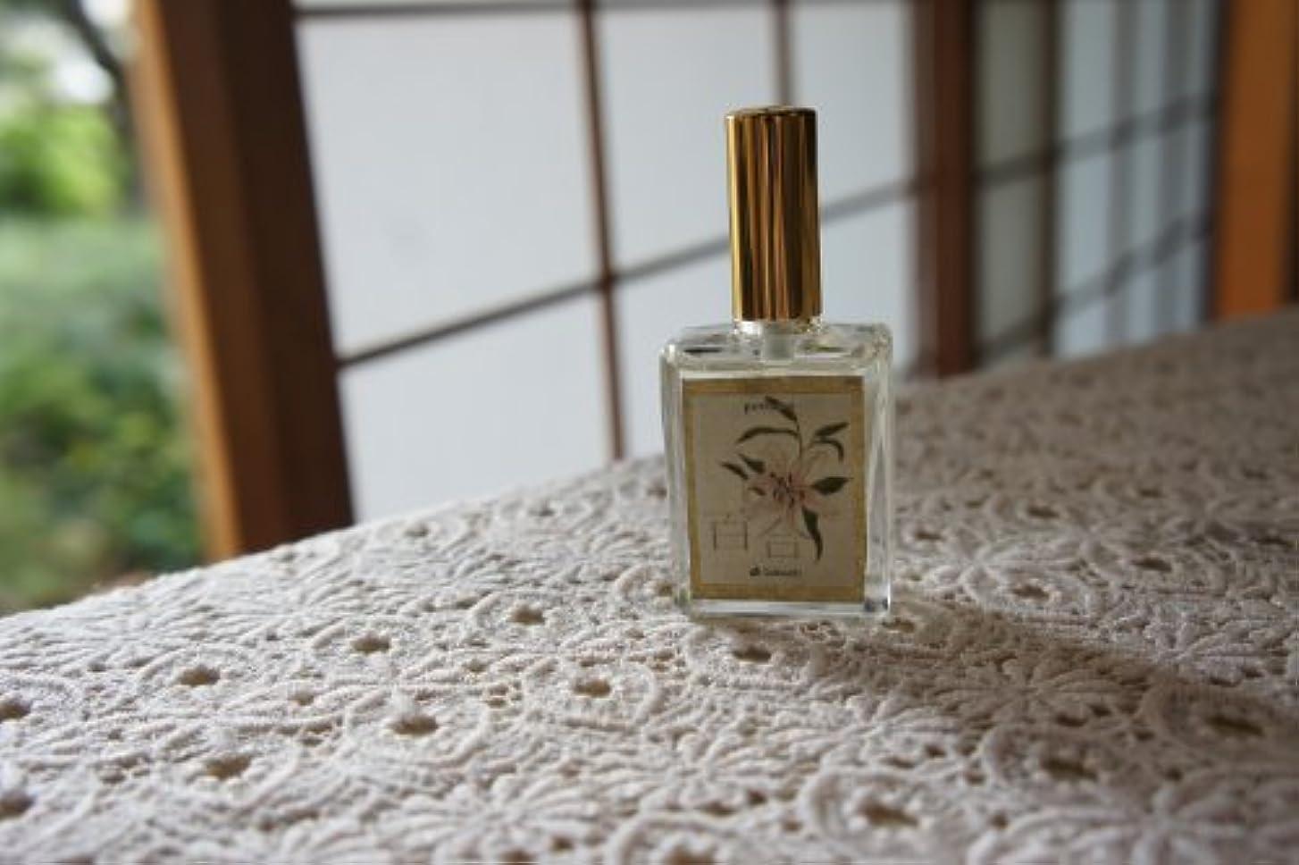 ガラス行商出発する和香水「リアル百合」 (百合-yuri-)