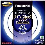 パナソニック 二重環形蛍光灯(FHD) ツインパルックプレミア 40形 GU10q口金 クール色    FHD40ECWH