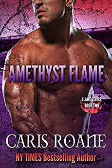Amethyst Flame (The Flame Series Book 2) by [Roane, Caris]