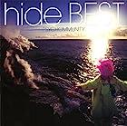 hide BEST~PSYCHOMMUNITY~(在庫あり。)