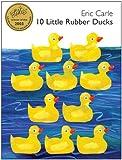10 Little Rubber Ducks Board Book (World of Eric Carle) 画像