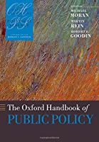 The Oxford Handbook of Public Policy (Oxford Handbooks) by Unknown(2008-08-18)