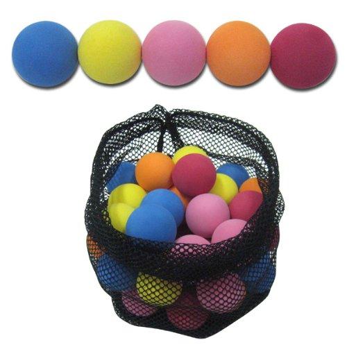 バッティング練習用 ミートポイントボール 5色 50個入 FMB-50
