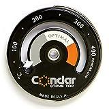 Condar 薪ストーブ用 温度計