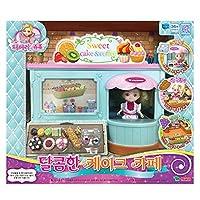 [ヤングトイズ] Young Toys フェアリージョウジ 甘いケーキカフェ 人形遊びセット, マルチカラー [並行輸入品]