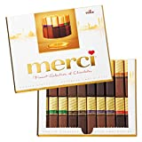 ポイント3%![ドイツお土産] メルシー ゴールドチョコレート 1箱 (海外 みやげ ドイツ 土産)