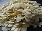 世界美食探究 カリフォルニア産 アーモンドスライス 生 25ポンド(11.34kg)