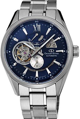 [オリエント] ORIENT 腕時計 オリエントスター ORIENT STAR モダンスケルトン 自動巻き(手巻付) SDK05002D0 (WZ0191DK) メンズ [並行輸入品]