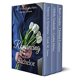 Romancing the Bachelor by [Amos, Cindy M., Hickey, Cynthia, Lorenzen, Christina]