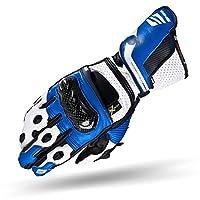 Shima rs-1Knox Vented夏スタイリッシュな耐久性保護用スポーツバイク手袋( S - XXL ) ,サイズ: XX-Large ブルー RS-1 BLUE XXL