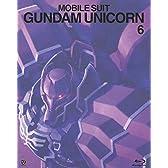 機動戦士ガンダムUC 6(ガンダム 35thアニバーサリー アンコール版)(特典ディスクほか初回限定版特典なし) [Blu-ray]