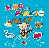 Sing and Play オーディオ CD ブルー レベル1 えいごのうた