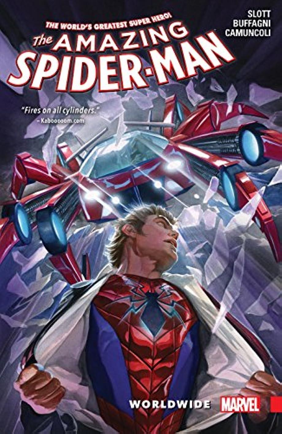 量で再集計脅威Amazing Spider-Man: Worldwide Vol. 2 (Amazing Spider-Man (2015-2018)) (English Edition)