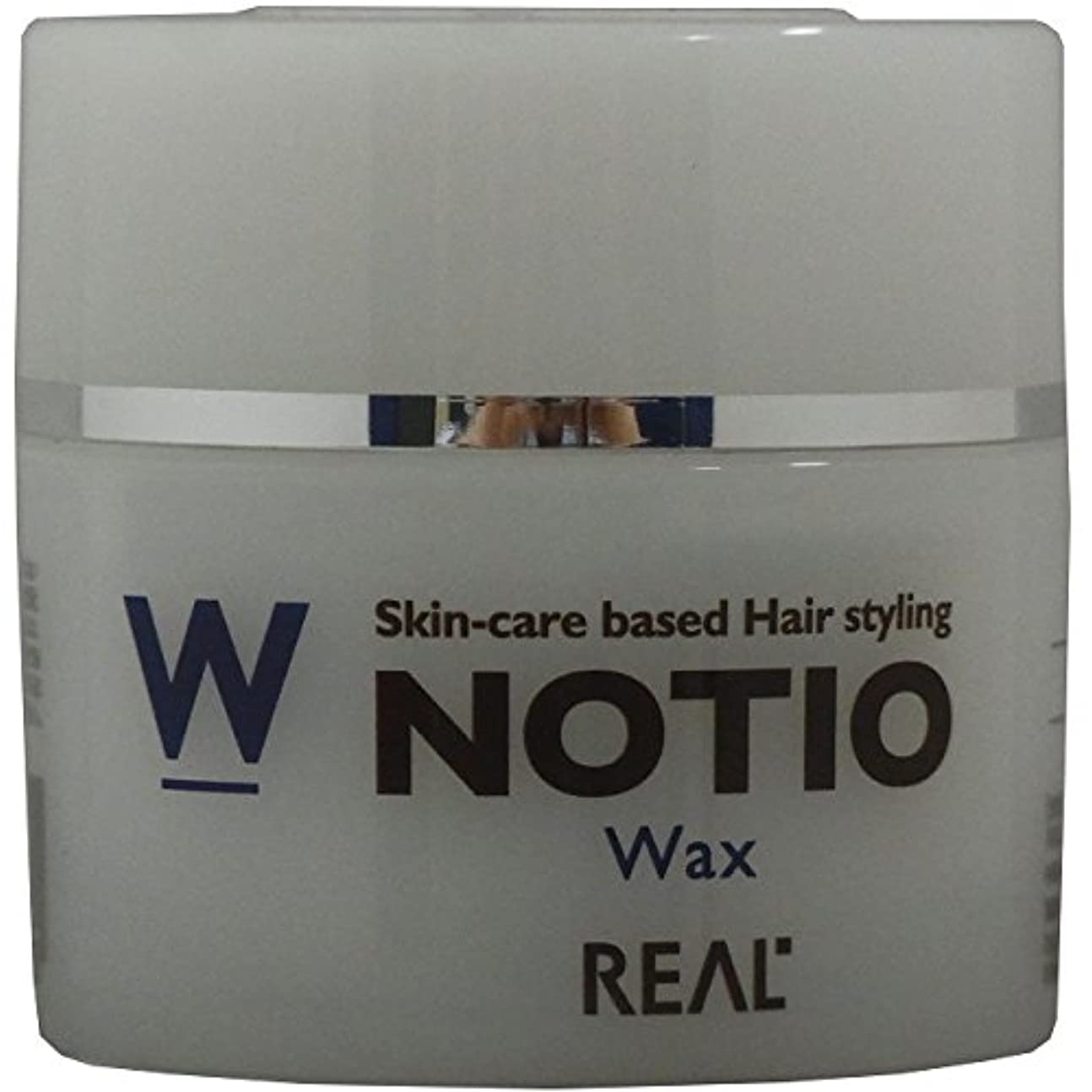 レディ札入れ閉じるリアル化学 ノティオ(NOTIO) ワックス 45g