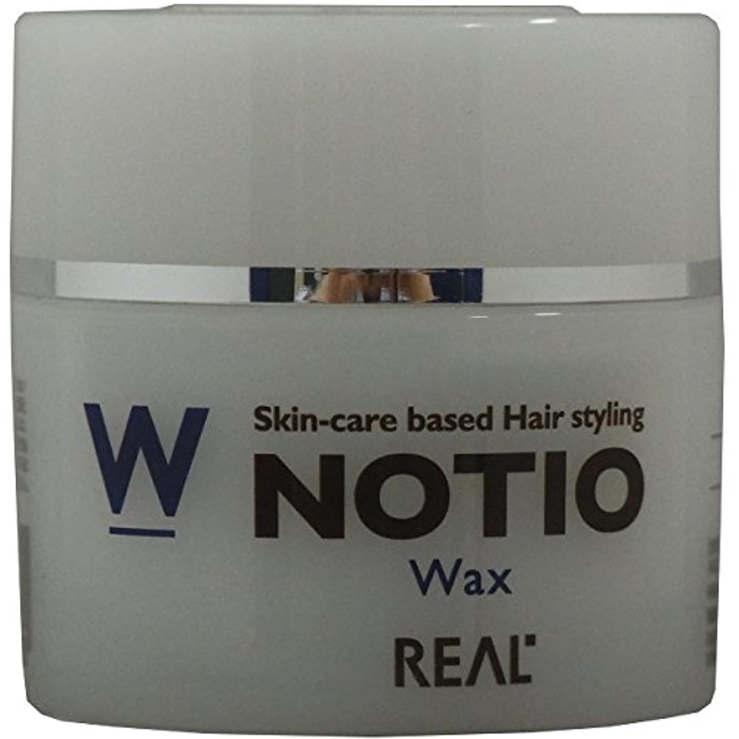 軽蔑するシール黒板リアル化学 ノティオ(NOTIO) ワックス 45g