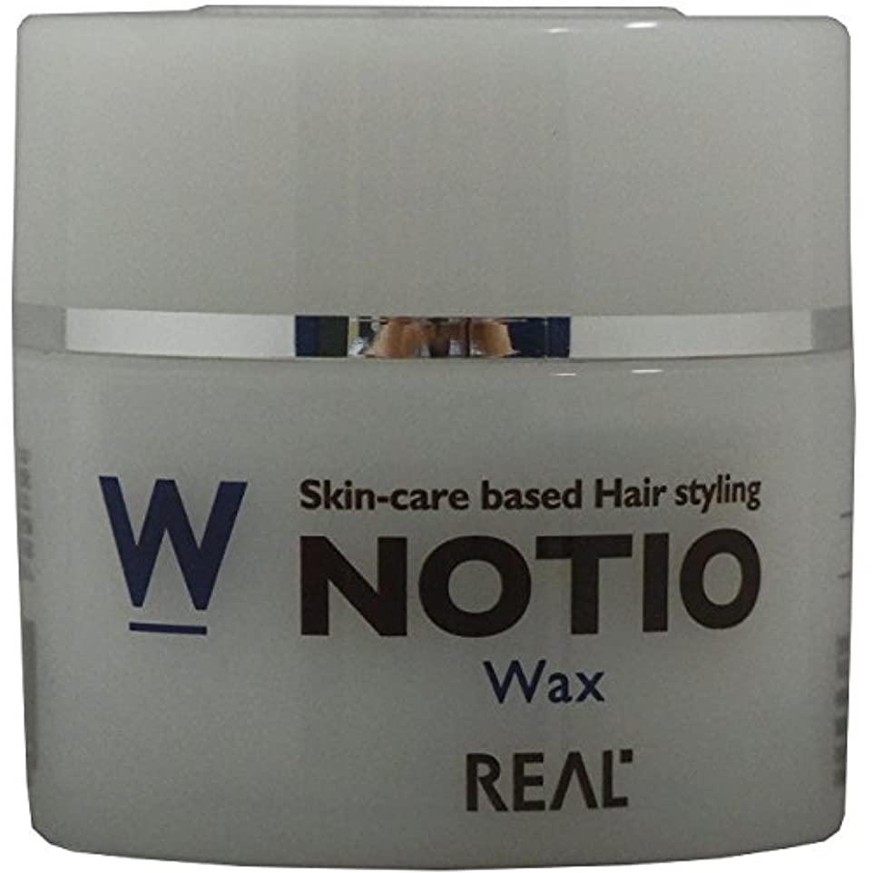 リベラル伝導良心リアル化学 ノティオ(NOTIO) ワックス 45g