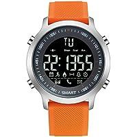 Zhuhaitf Sports Digital Watch Mens Waterproof Date Alarm Back Light Wrist Watch Stopwatch Multifunctional