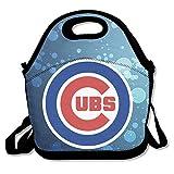 SANI メンズ シカゴ カブス ベースボール チーム ロゴ 今季最新 防水バッグ 保冷 保温 使い勝手 行楽