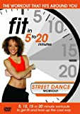 Fit in 5 to 20 Minutes - Street Dance Workout [DVD] by Serena Williams
