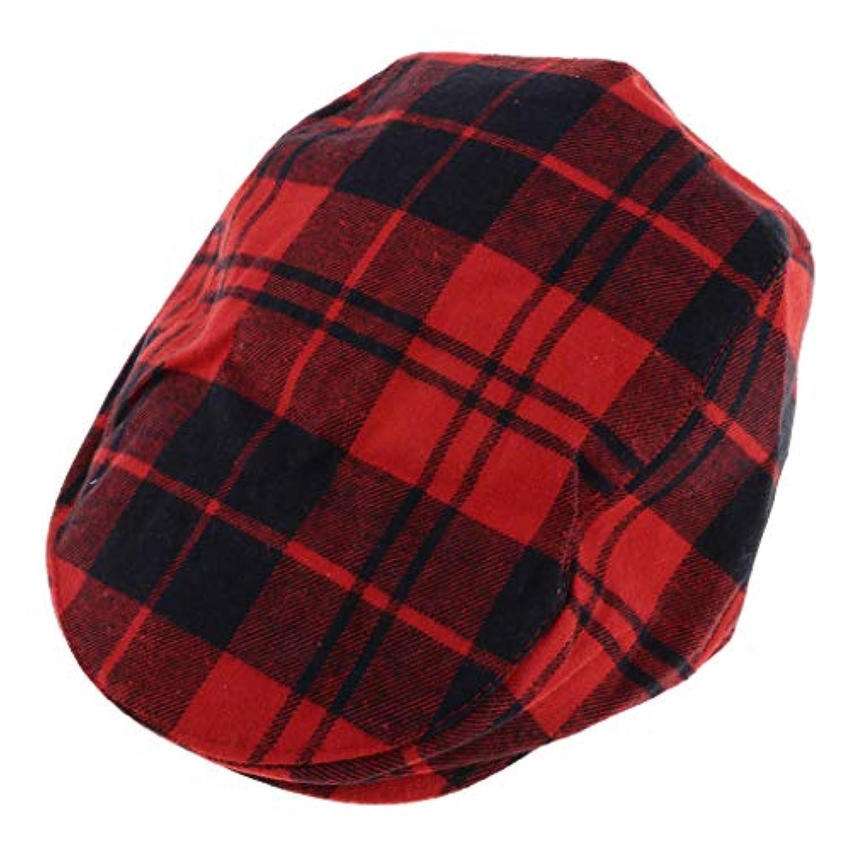 KESOTO 全2色 子供 ベレー帽 帽子 キャップ アウトドア ハンチング フラットキャップ かわいい 春 秋 冬