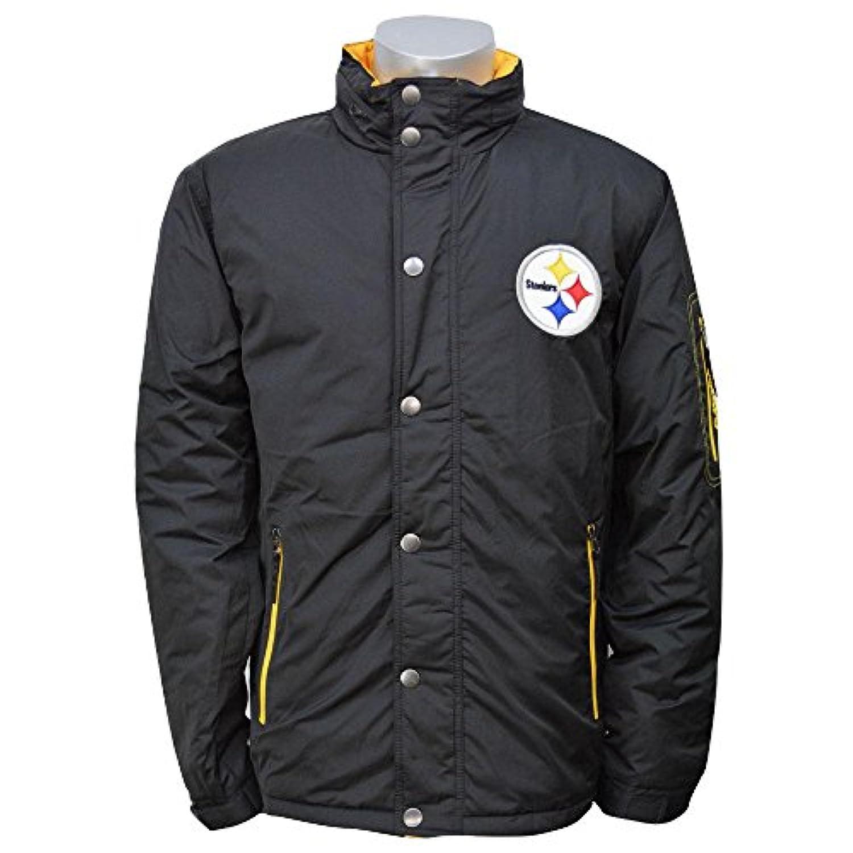 G-III(ジースリー) NFL スティーラーズ ジャケット Sack ジャケット