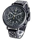 Paul Smith JEANS ポールスミス ジーンズ 腕時計 メンズ クロノグラフ ブラック 限定モデル 新品正規品【並行輸入品】