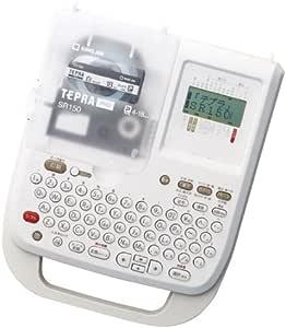 キングジム ラベルライター テプラPRO SR150 オフホワイト
