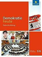 Demokratie heute 5 / 6. Schuelerband. Grundschule. Berlin, Brandenburg: Ausgabe 2014