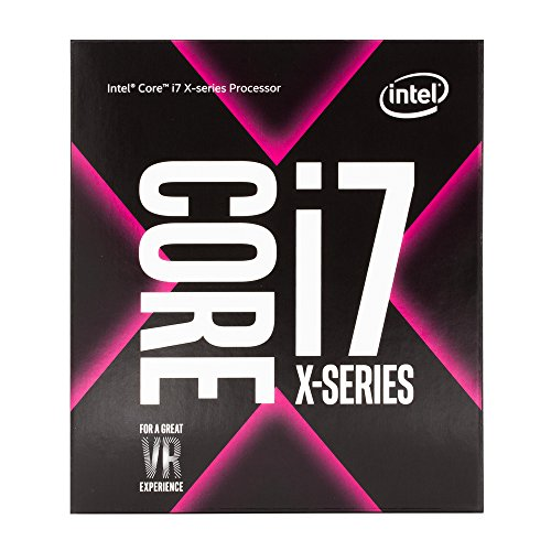 Intel CPU Core i7-7740X 4.3GHz 8Mキャッシュ 4コア/8スレッド LGA2066 BX80677I77740X 【BOX】