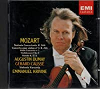 Mozart;Violin Concerto No.3