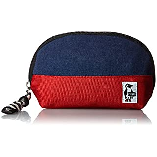 [チャムス] ショルダーバッグ Shell Pouch Sweat Nylon CH60-0692-A046-00 N031 H・Navy/Tomato