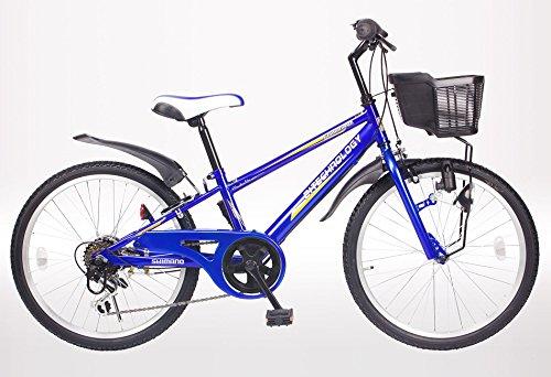21Technology 22インチ 子供用マウンテンバイク