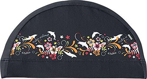 [해외]arena (아레나) 수영 모자 수영 용 섬유 캡 ARN-7422 F/arena (Arena) Swim cap Swimming textile cap ARN - 7422 F