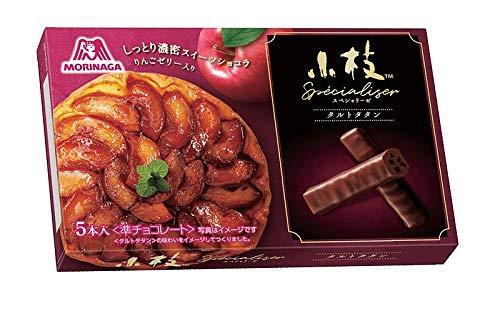 森永製菓 小枝スペシャリーゼ<タルトタタン> 5本×10個