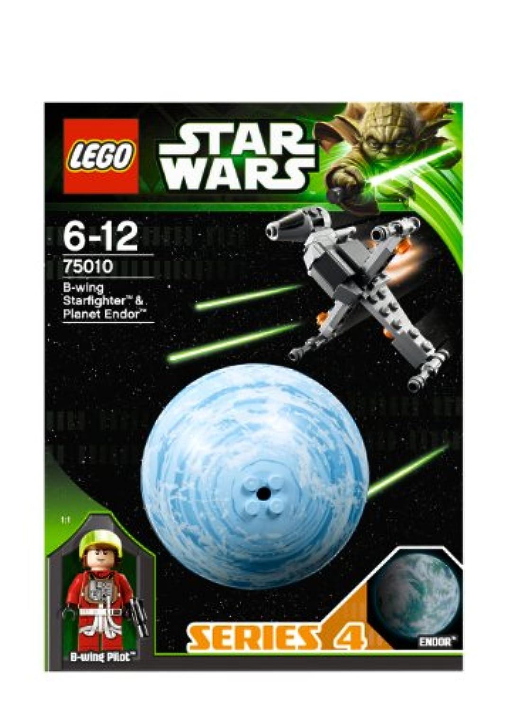 レゴ (LEGO) スター?ウォーズ Bウイング?スターファイター™とエンドア™ 75010